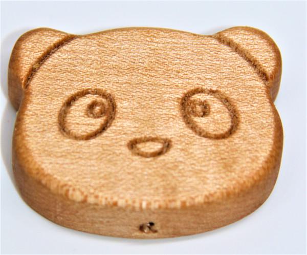 Holz Motivperle Bär