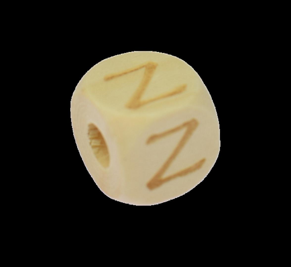Holzbuchstabe 12mm Z