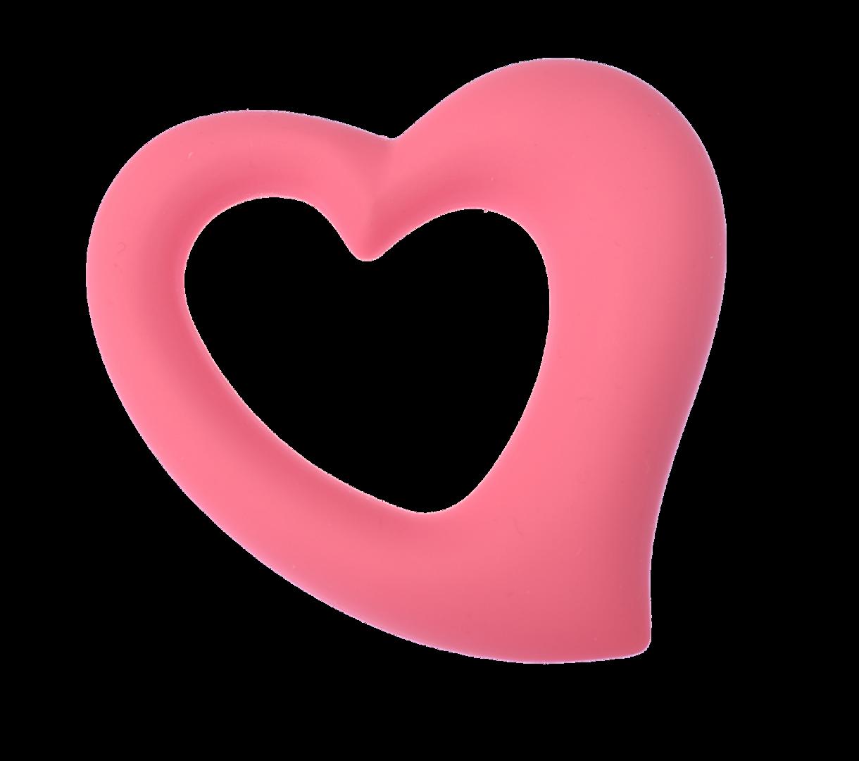 Herz Baby Pink