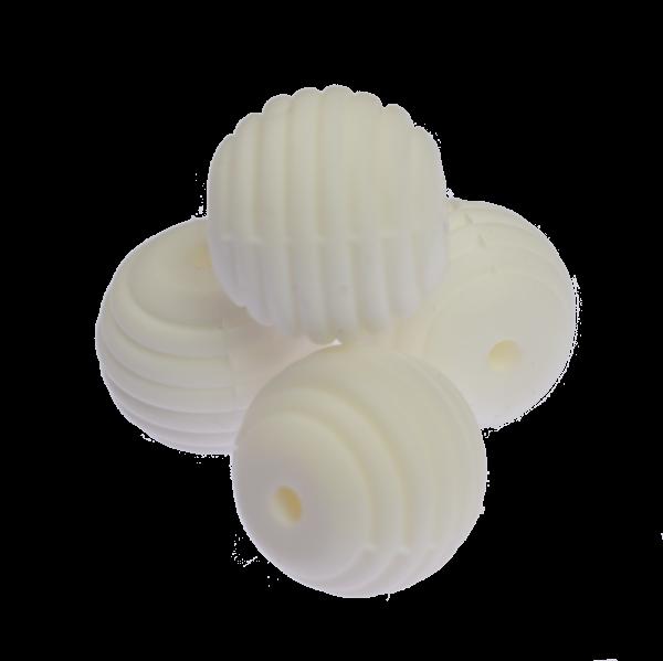 Silikon Beehive Perle 15