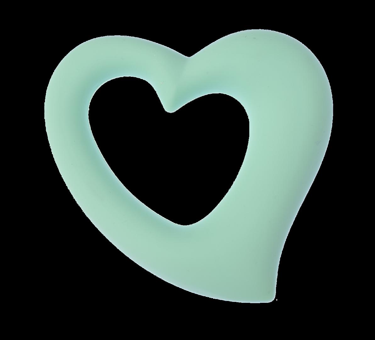 Herz Mint Green