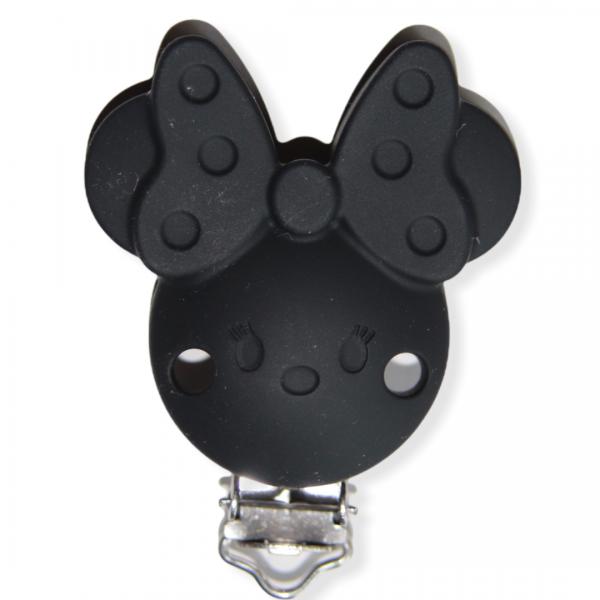Clip Maus mit Schleife