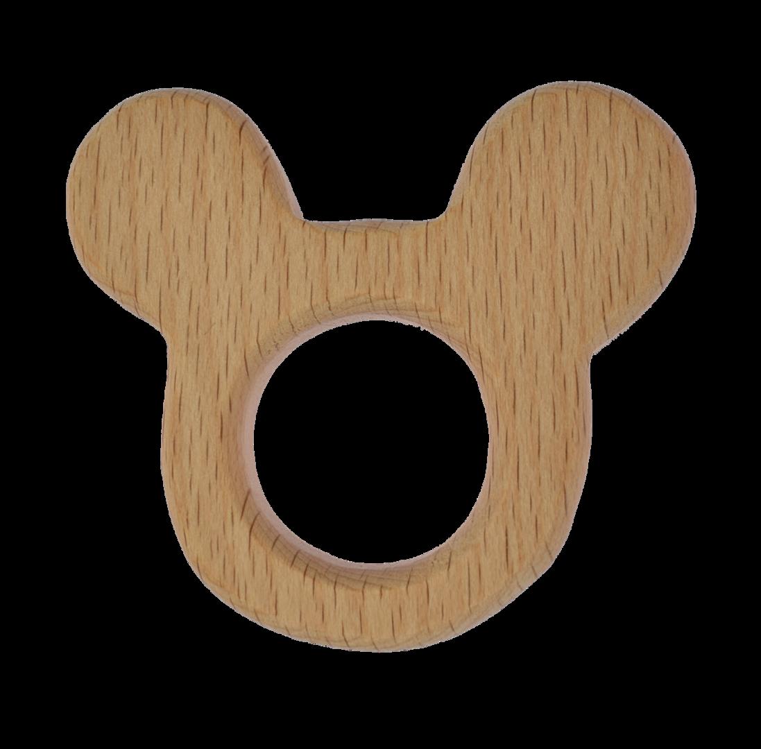 Holz Maus