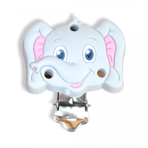 Clip Elefant