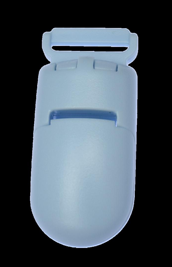 Plastic Clip Capriblau