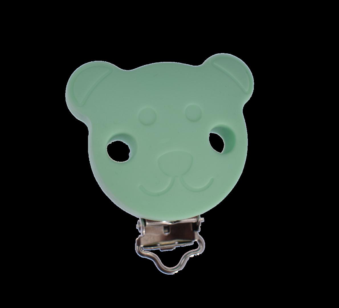 Bär Mint Grün