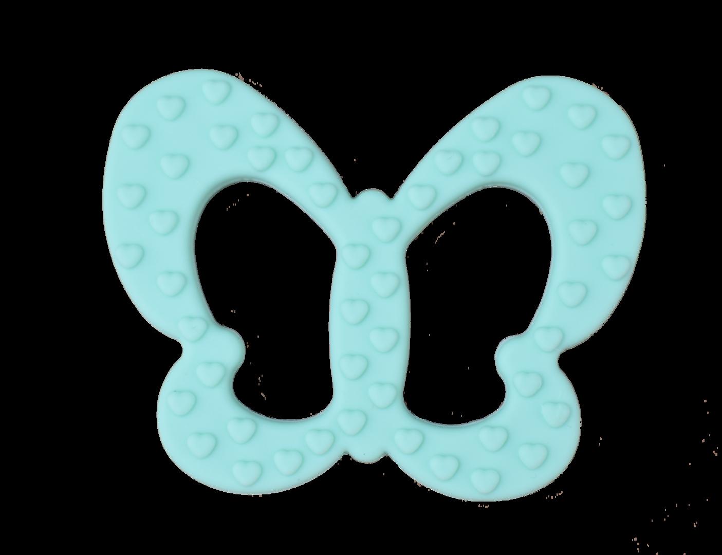 Beissanhänger Schmetterling