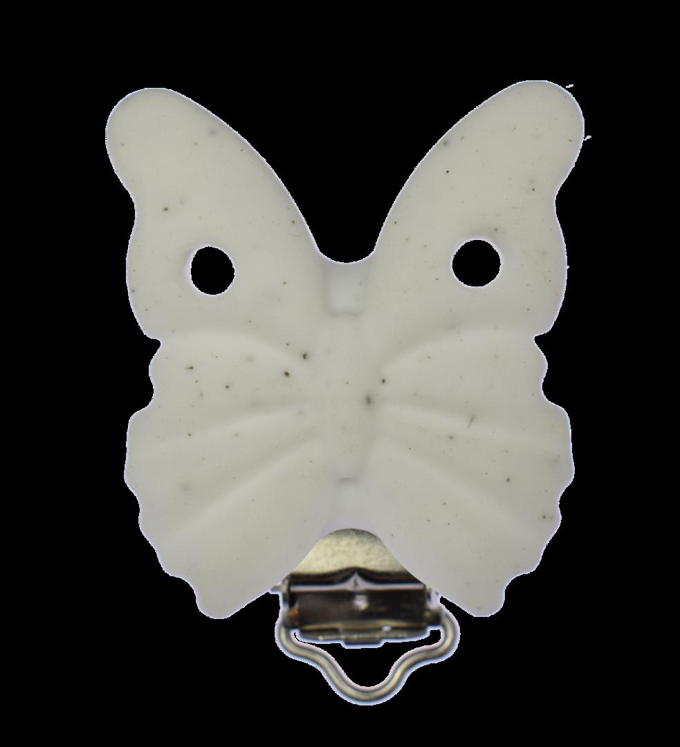 Schmetterlingsclip