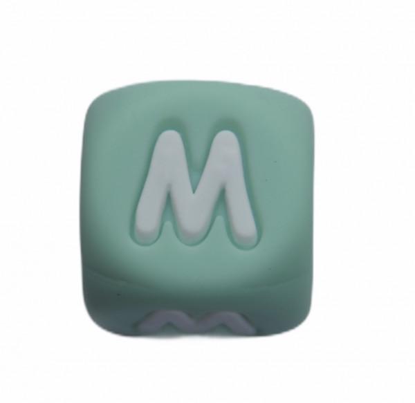 Silikonbuchstaben MINT 12mm