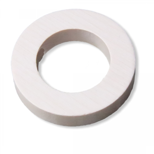 Holz Ring 50 mm (kantig)