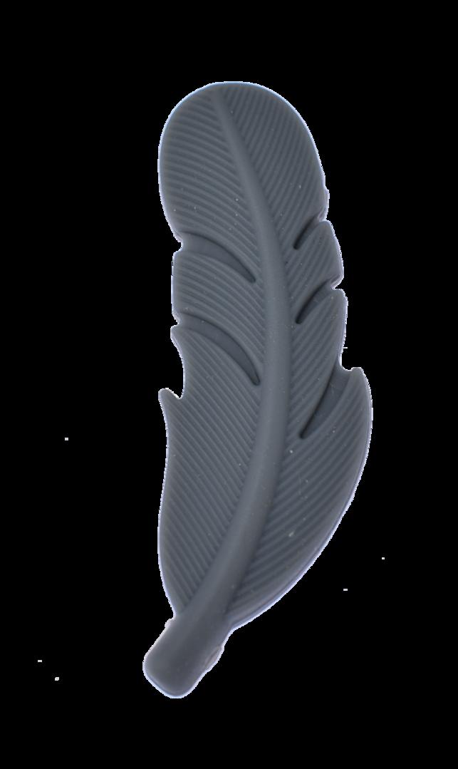 Silikon Feder Dim Grey