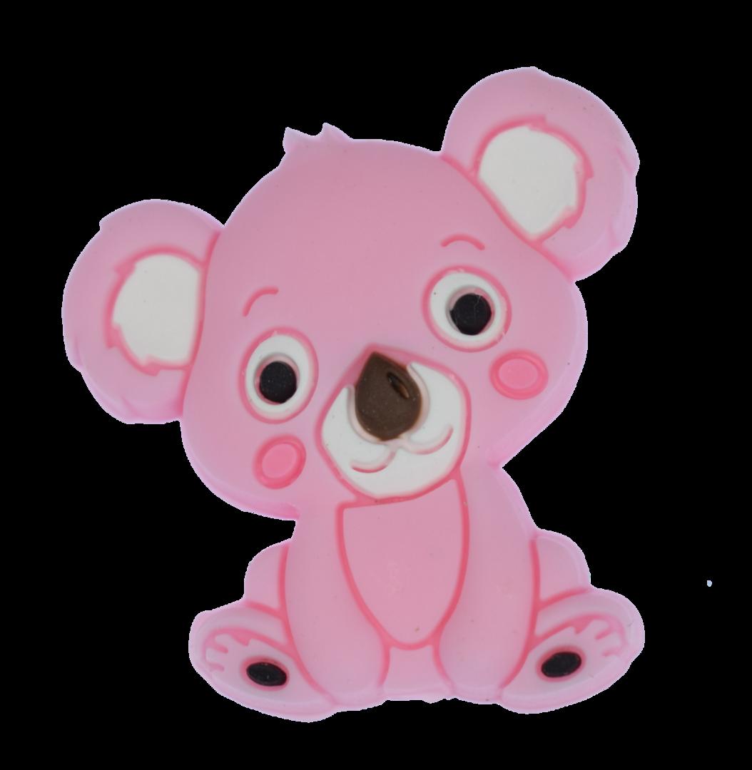 Koala Bead- Baby Rosa
