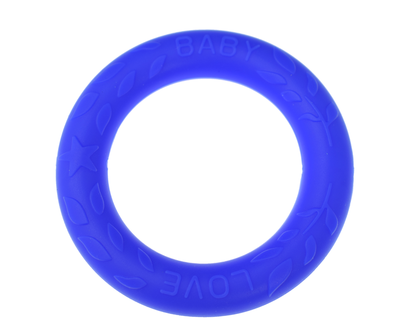 Silikon-Ring 70mm Marine Blue