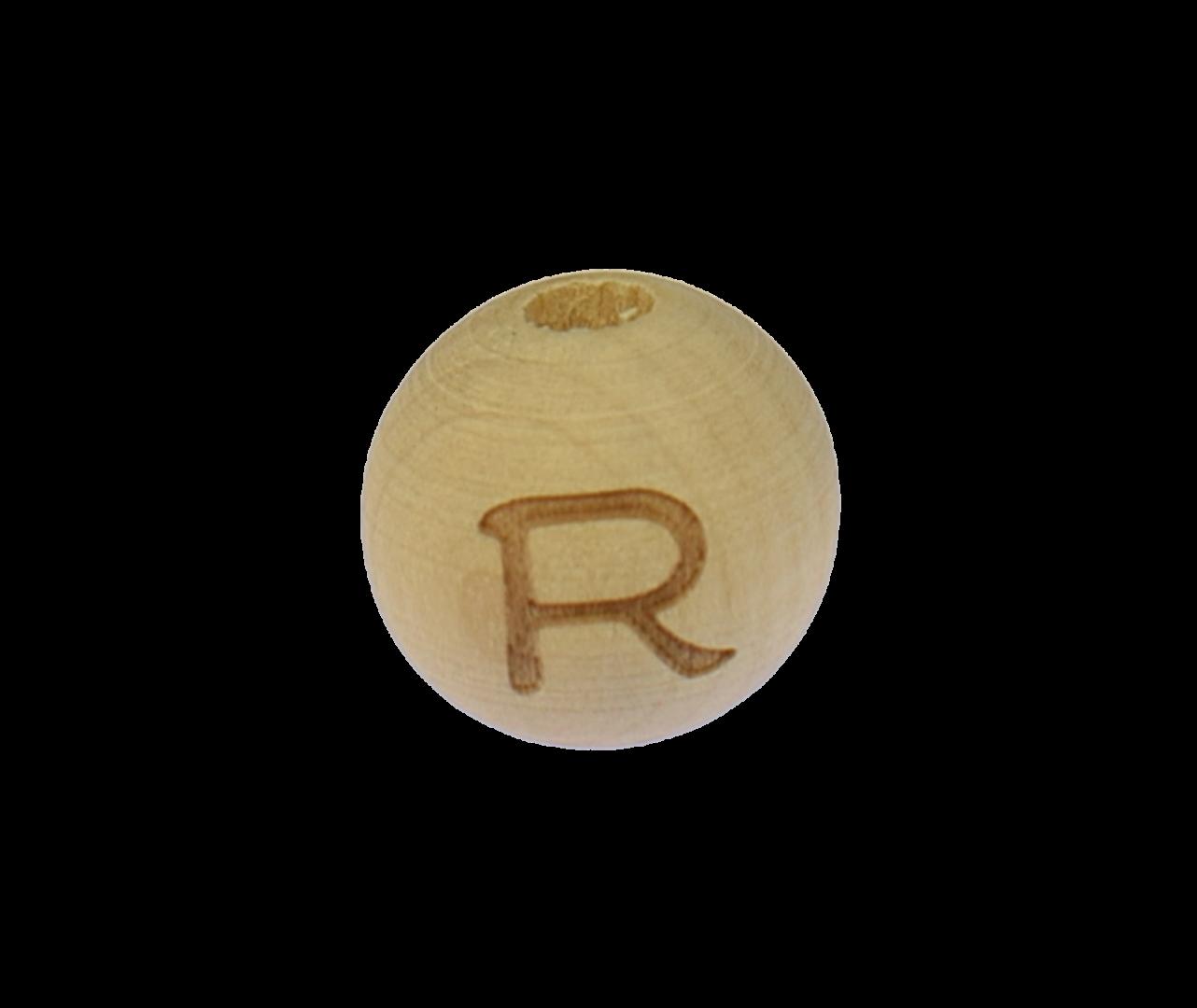 Holzbuchstaben 14 mm