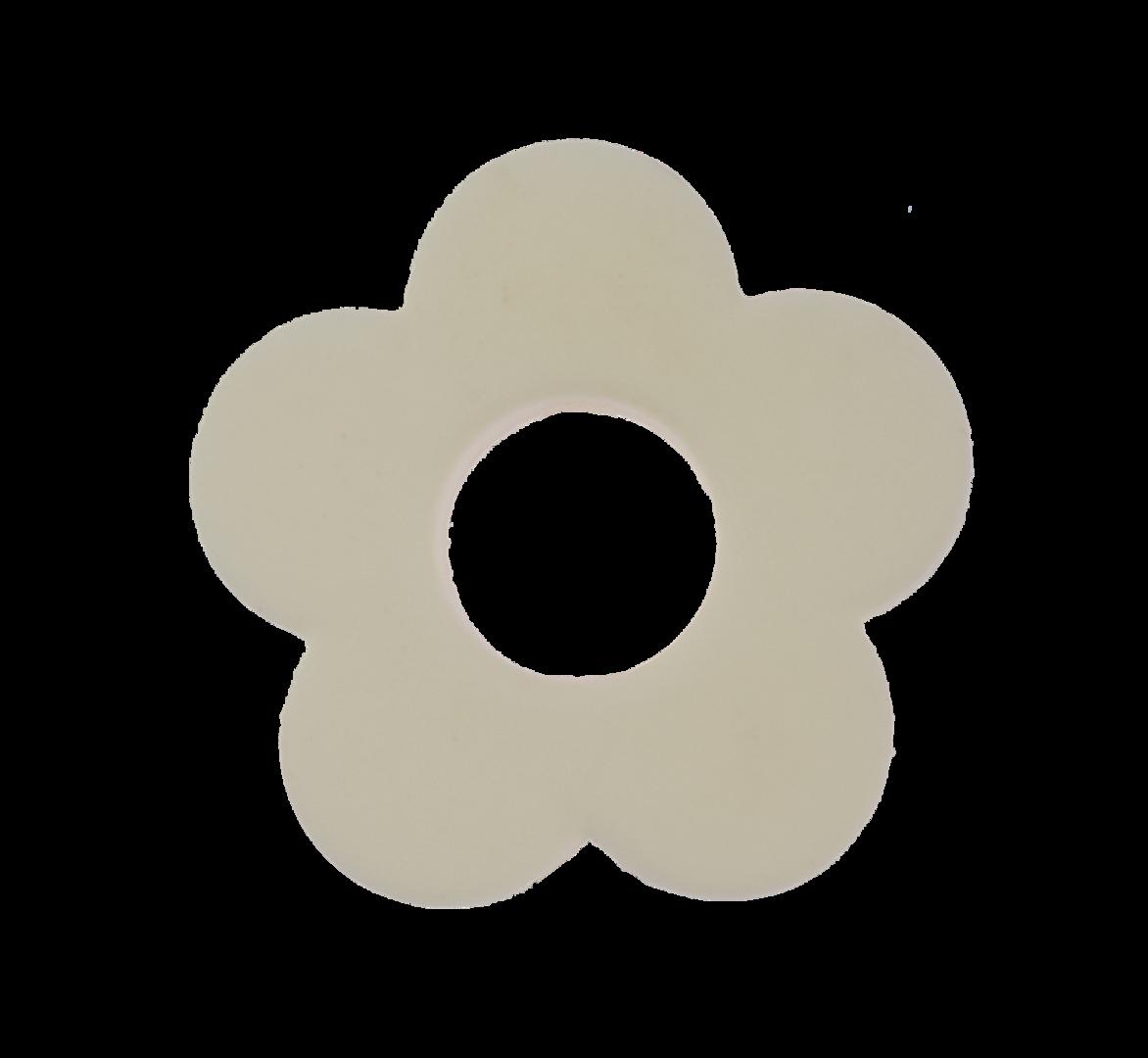 Silikon Blumenperle