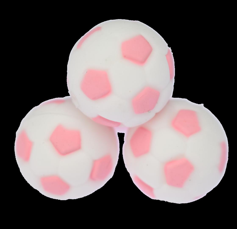 Fußball Perle Quartz Pink