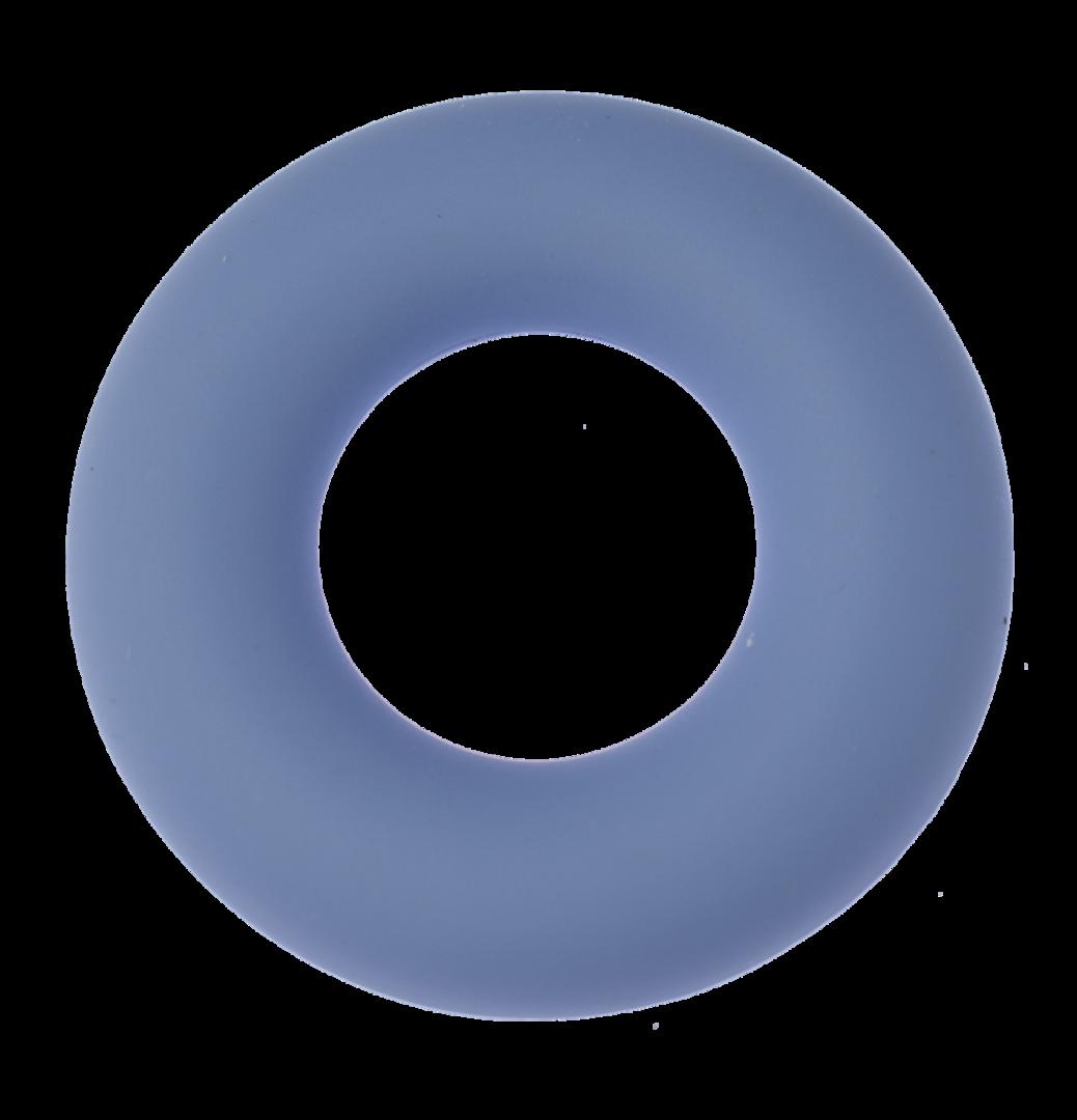 Silikon-Ring 43mm Capriblau