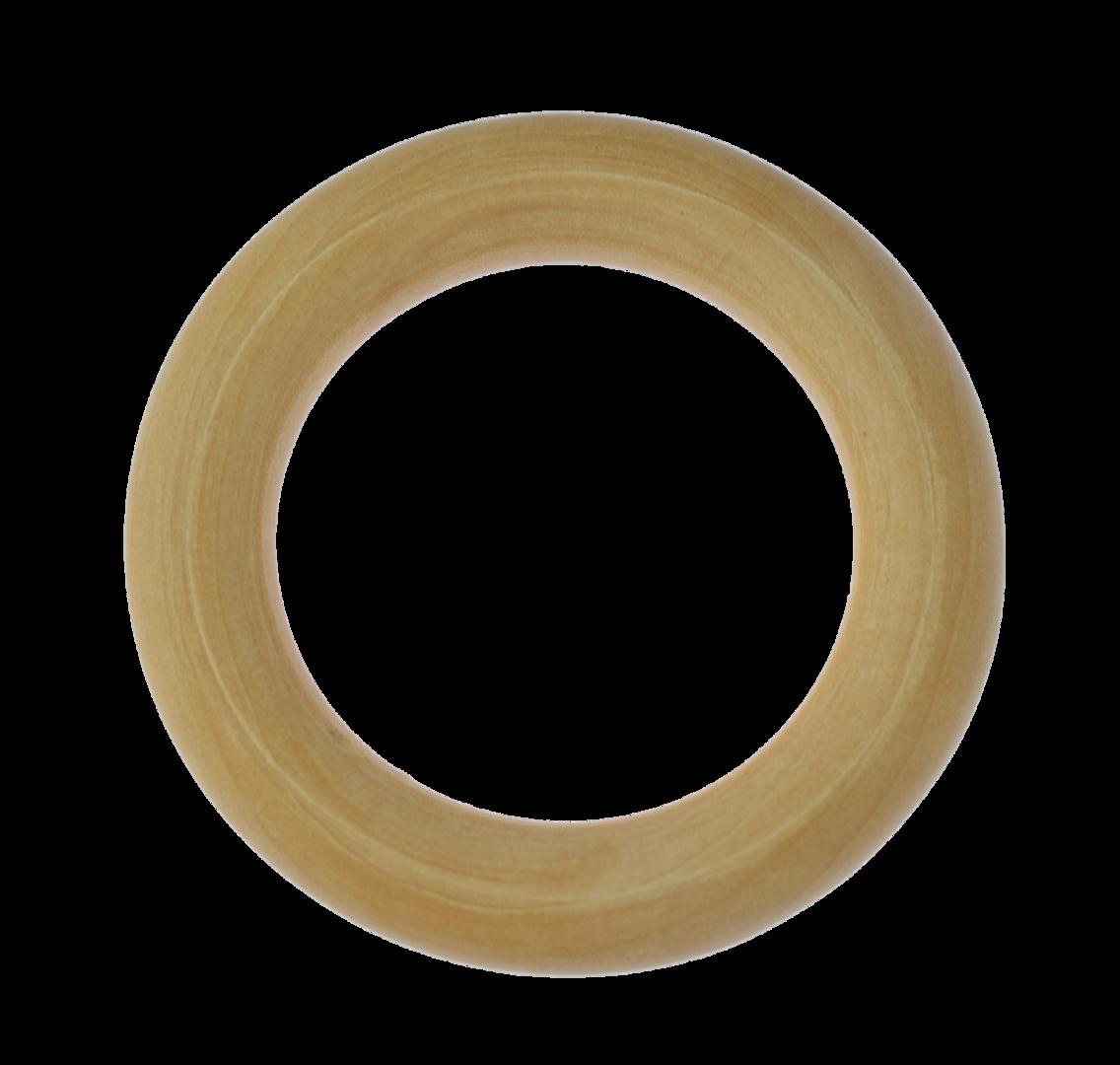 Holz Ring 56mm