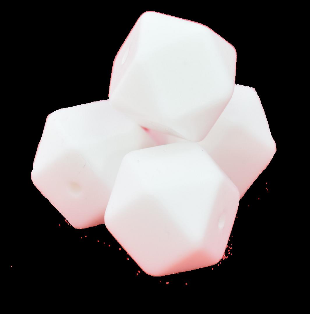 Hexagon 14mm Snow