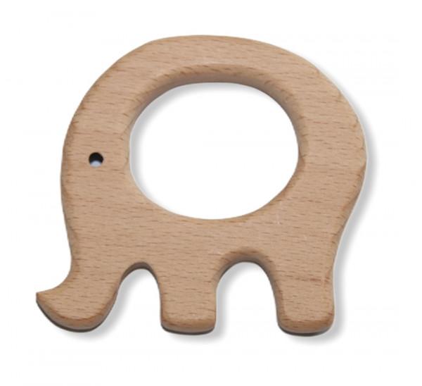 Holz Elefant groß