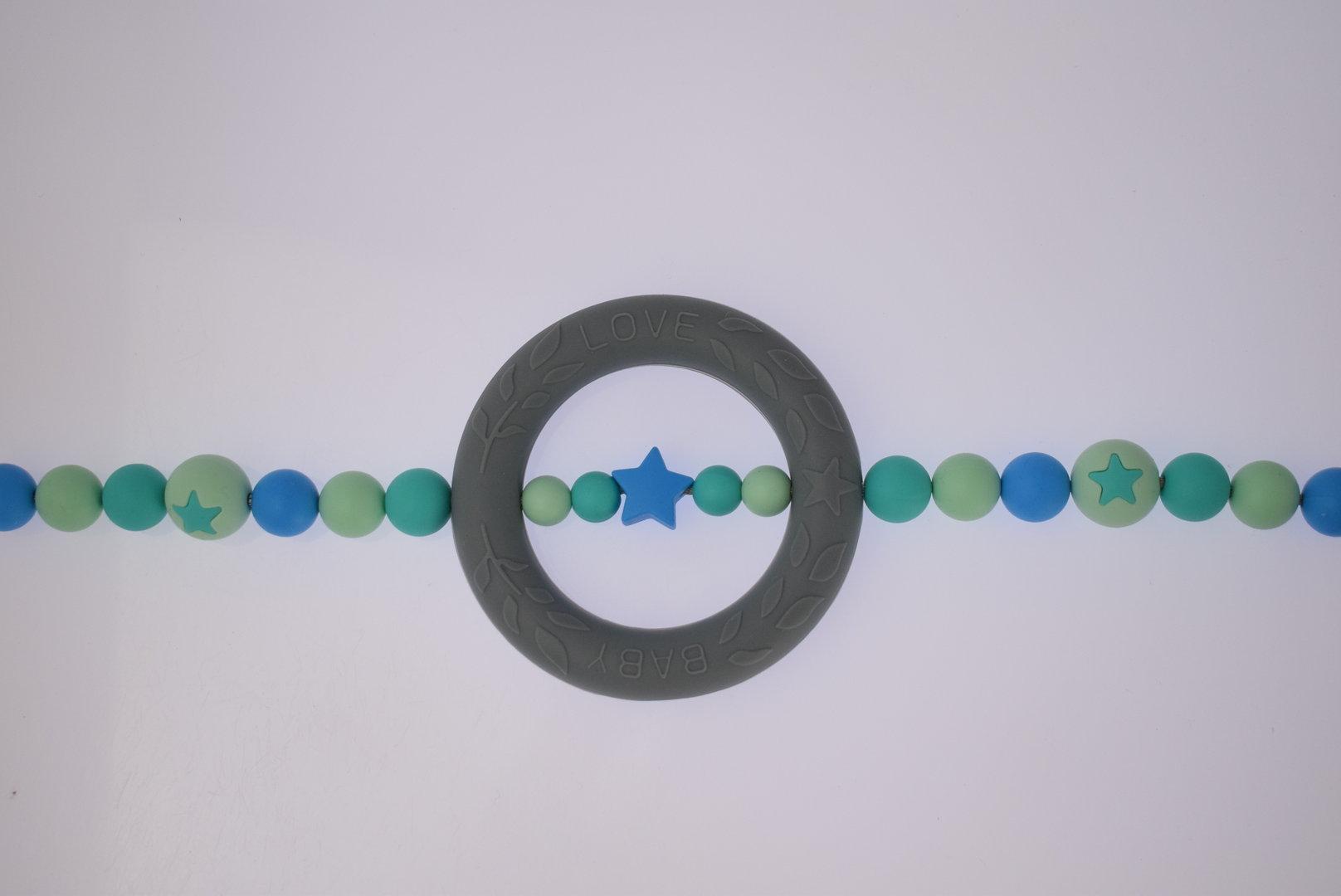 Silikon-Ring 70mm Dim Grey