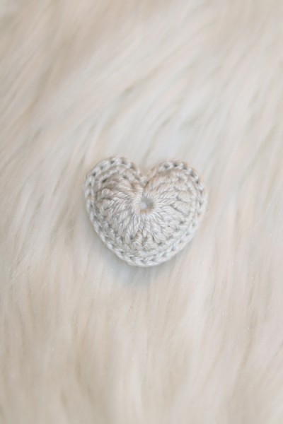 Häkel-Herzen