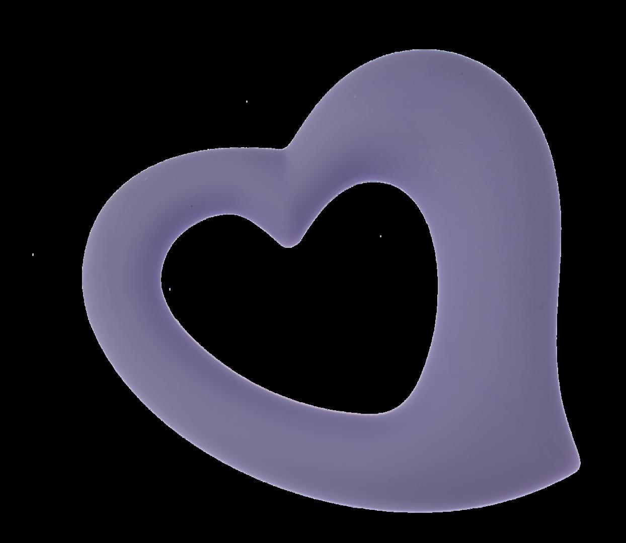 Herz Pastel Violet