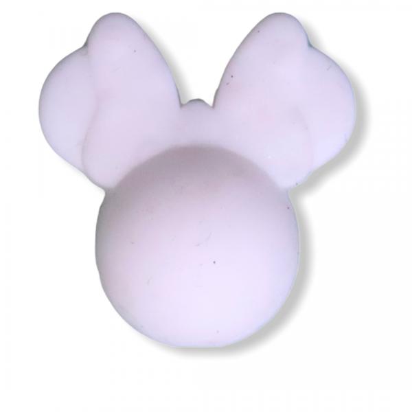 Maus Perle mit Schleife