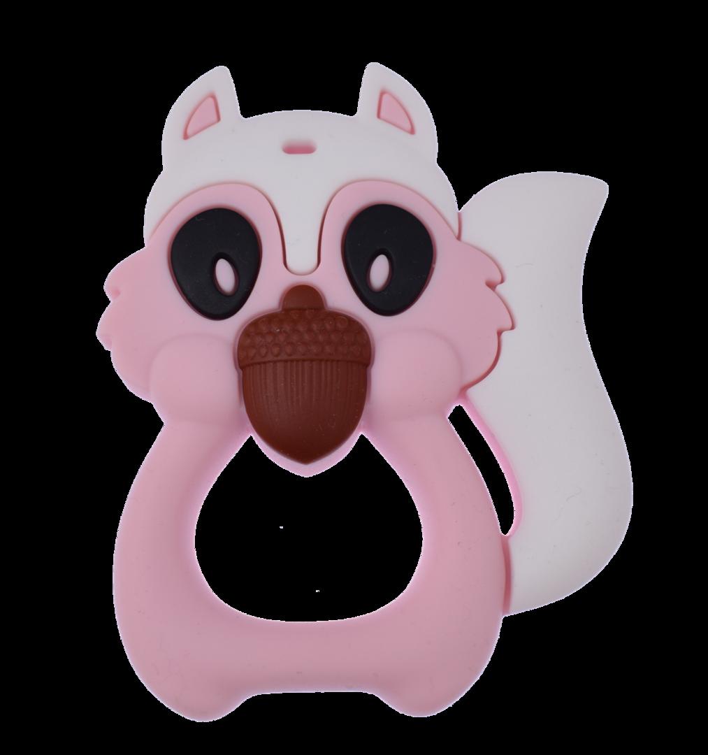Rosa Eichhörnchen