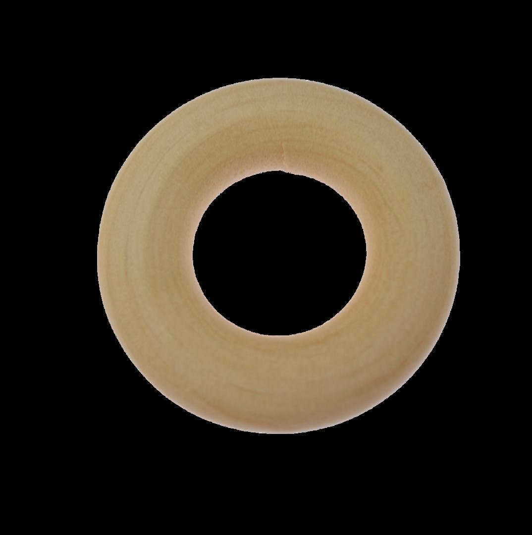 Holz Ring 25mm