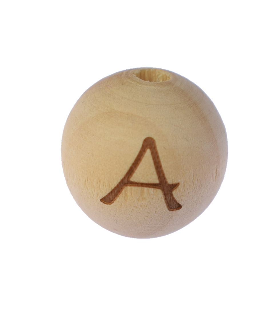 Holzbuchstabe 20mm A
