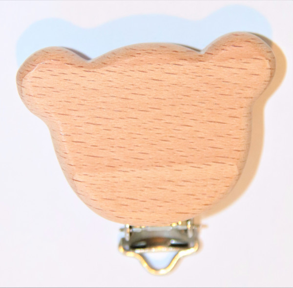 Holz Clip Teddy