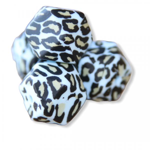Leoperlen Hexagon